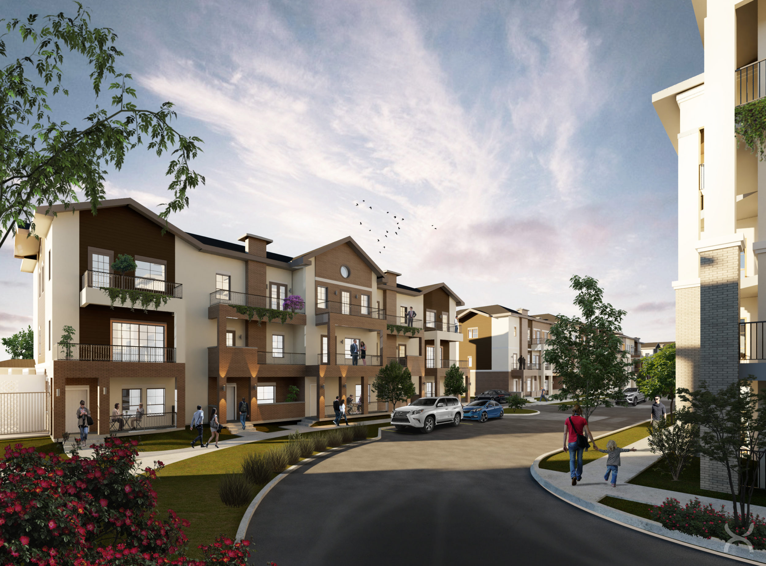 3 GSC - TownHomes